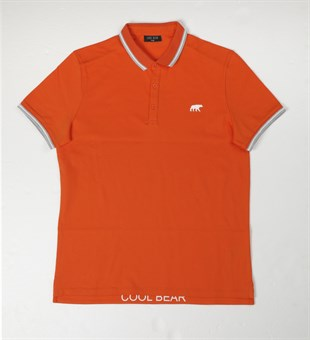 Bear Polo Orange